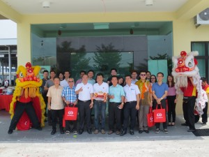 UD Trucks/TCIE Open House In Ipoh