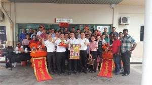 UD Trucks/TCIE Open House In Johor Bahru