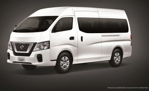 NISSAN NV350 URVAN (HIGH ROOF) FACELIFT WHITE - Malaysia