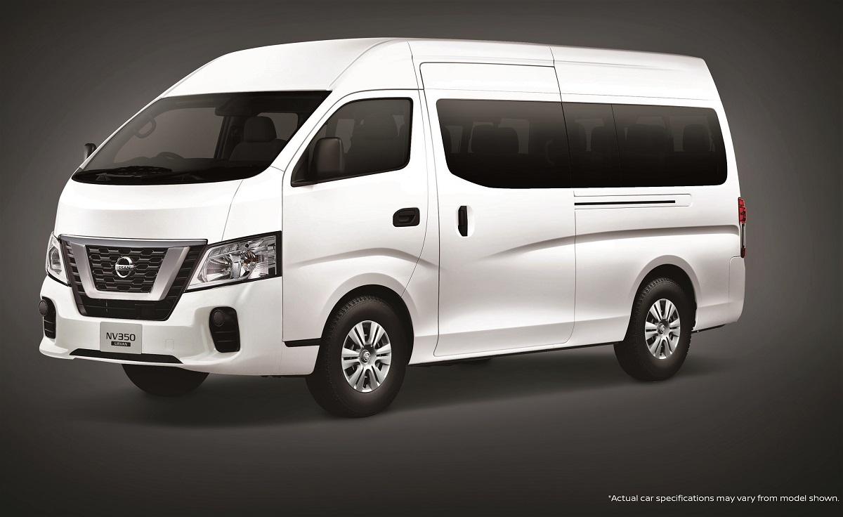 edaran tan chong motor introduces nissan nv350 urvan facelift rh autoworld com my Nissan NV350 Nissan Elgrand