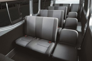 NISSAN NV350 URVAN FACELIFT_14-SEATER INTERIOR - Malaysia
