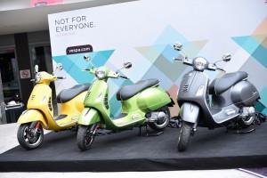 Vespa GTS Super 300 Scooters Launch Malaysia