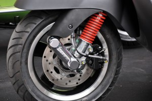 Vespa GTS Super 300 Front Wheel, Malaysia