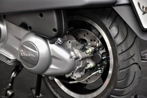Vespa GTS Super 300 Rear Wheel, Malaysia