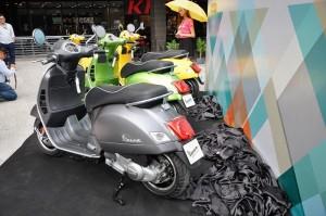 Vespa GTS Super 300 Scooters Malaysia