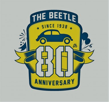 Celebrating 80 Years Of The Beetle At Volkswagen Showrooms Nationwide