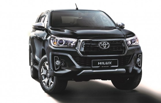 Toyota Hilux Gets New L-Edition Variant With Two Engine Choices