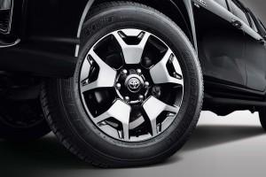 Toyota Hilux 2.8 L-Edition Alloy Rim, Malaysia