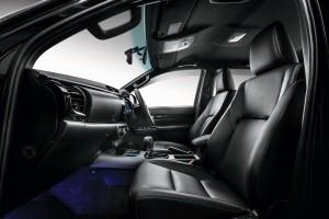 Toyota Hilux 2.8 L-Edition Interior, Malaysia