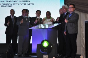 National Emission Test Centre Launch, Malaysia, Perodua, Daihatsu, Malaysia Automotive Institute