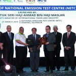 Memorandum Of Understanding, Malaysia Automotive Institute & Department Of Environment 2018