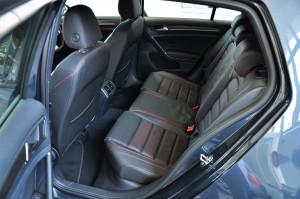 Volkswagen Golf GTI Rear Seats, Malaysia