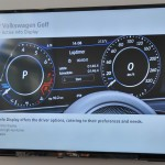 Volkswagen Golf R Active Info Display, Malaysia