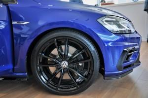Volkswagen Golf R Pretoria Alloy Wheel, Malaysia
