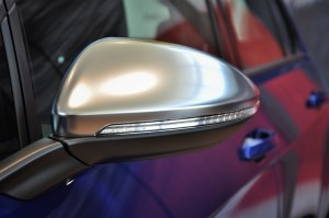 Volkswagen Golf R Wing Mirror, Malaysia