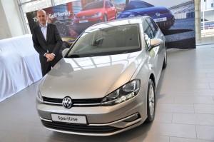 Volkswagen Golf TSI Sportline