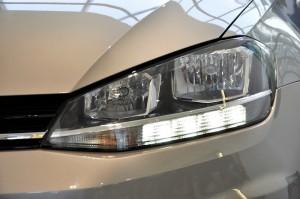Volkswagen Golf TSI Sportline Halogen Headlamp & DRL, Malaysia