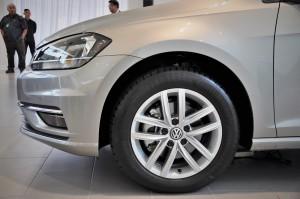 Volkswagen Golf TSI Sportline Hita Alloy Wheel, Malaysia