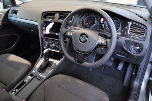 Volkswagen Golf TSI Sportline Dashboard, Malaysia