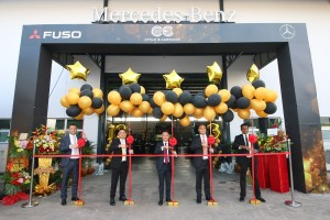 Cycle & Carriage Bintang CV Centre 3S, Gopeng, Ipoh, Launch, Mercedes-Benz, FUSO Commercial Vehicles, Trucks