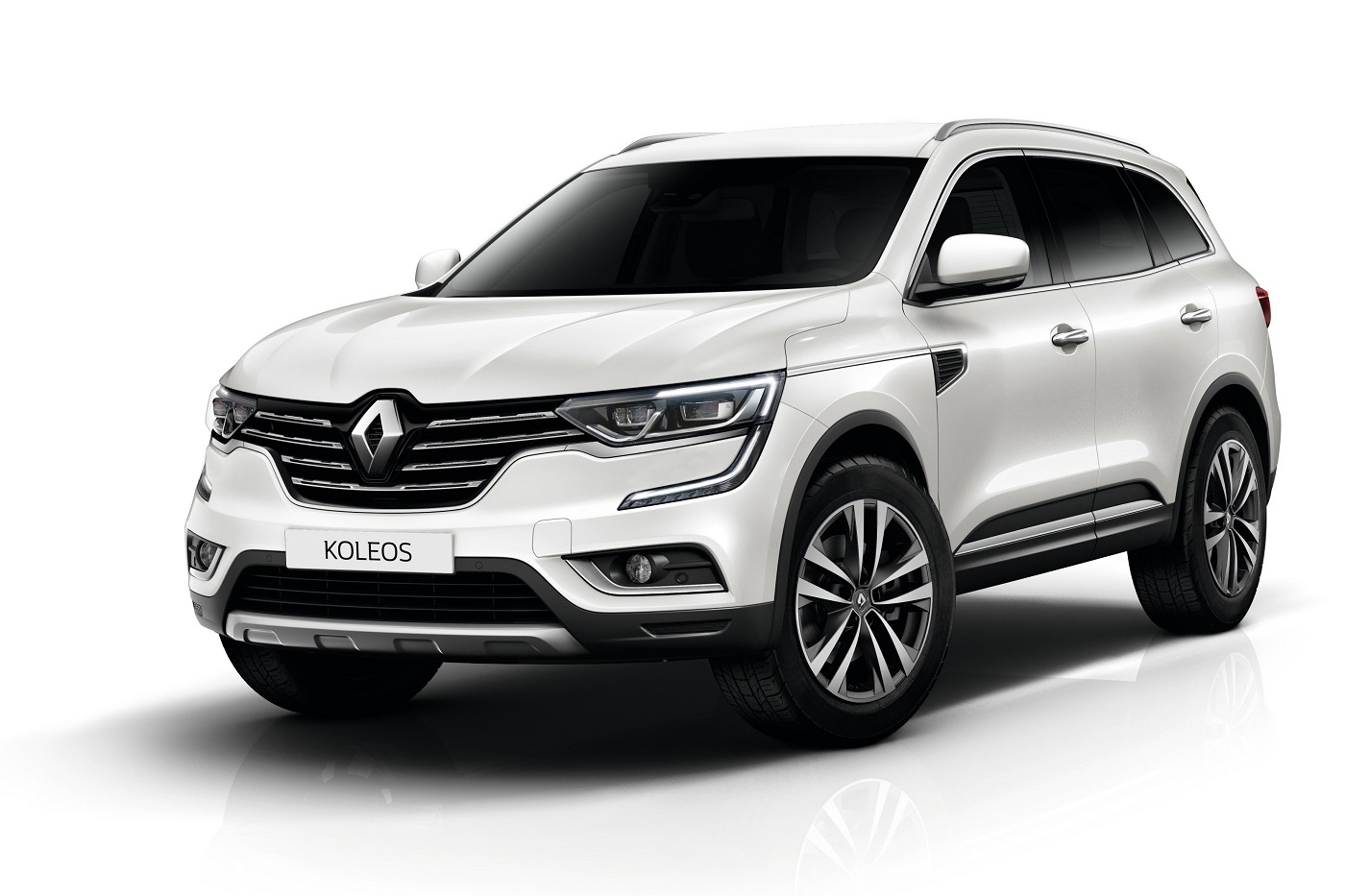 Renault Koleos Signature 2wd Introduced In Malaysia Autoworld Com My