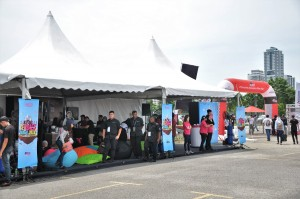 Toyota Gazoo Racing Festival, Astro, Technology Park Malaysia