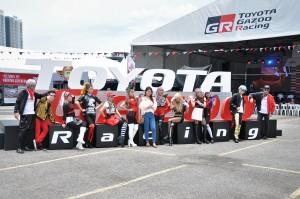 Toyota Gazoo Racing Festival, Cosplay, Malaysia 2018