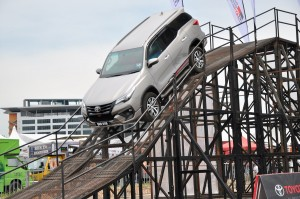 Toyota Gazoo Racing Festival, Fortuner Test Drive, Malaysia