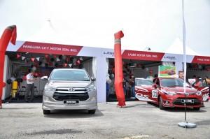 Toyota Gazoo Racing Festival, Innova, Vios, Toyota Dealers Malaysia