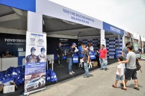 Toyota Gazoo Racing Festival, Toyo Tires, Toyo Tyre Sales Malaysia