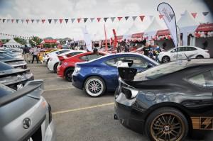 Toyota Gazoo Racing Festival, Toyota 86 Club, Malaysia