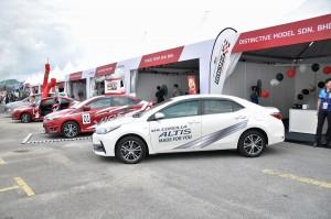 Toyota Gazoo Racing Festival, Toyota Dealers, Malaysia
