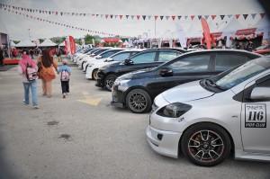 Toyota Gazoo Racing Festival, Vios Club, Malaysia