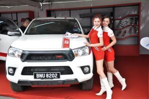 Toyota Gazoo Racing Festival, Wing Hin Motorsports, TRD, Malaysia