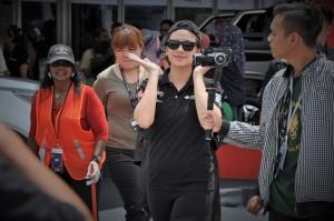 Toyota Gazoo Racing Festival Vios Challenge, Diana Danielle, Malaysia