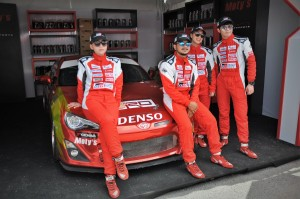 Toyota Gazoo Racing Festival, Moty's, Venice Min, Shukri Yahaya, Janna Nick, Danny Koo, Malaysia