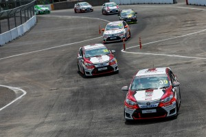 Toyota Gazoo Racing Festival Vios Challenge Super Sporting, William Ho, Kenny Lee, Malaysia