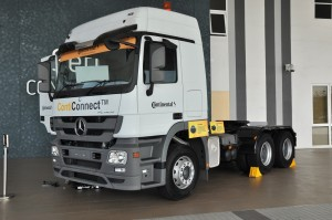 Continental ContiConnect Launch, Malaysia, Mercedes-Benz, Actros Prime Mover
