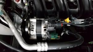 The Generator cum S-hybrid drive motor