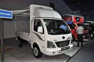 Tata Super Ace Food Truck Example, Malaysia