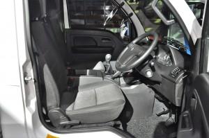 Tata Super Ace Light Truck Cabin, Malaysia