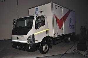 Tata Ultra 814 Truck, Malaysia