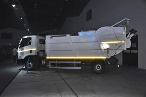 Tata Ultra Dump Truck, Malaysia
