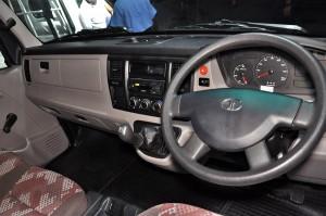 Tata Ultra Truck Dashboard, Malaysia