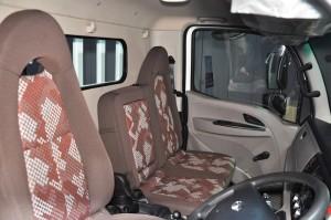 Tata Ultra Truck Seats, Malaysia