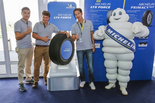 Michelin LTX Force Tyre Boasts On-Road Comfort And Off-Road Toughness