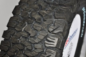 BFGoodrich TA KO2 All Terrain Tyre, Malaysia