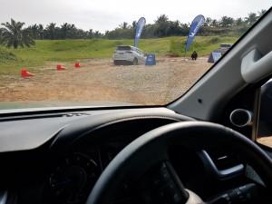 Michelin LTX Force vs BFGoodrich TA KO2, Mud Rut, Malaysia