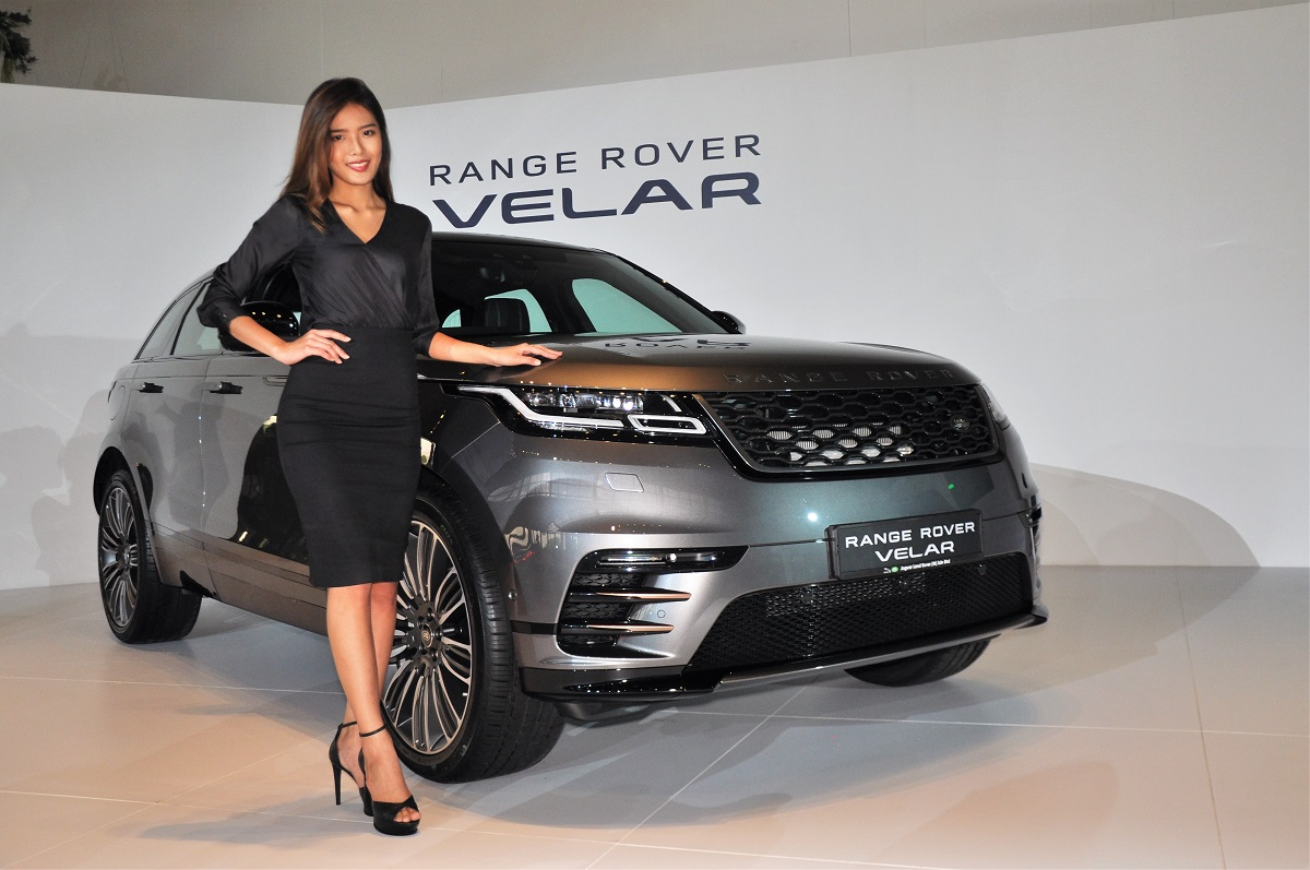 New Range Rover Velar Launched In Malaysia From Rm530k Autoworld