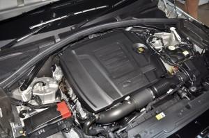Range Rover Velar P250 2.0L Ingenium Turbocharged Engine